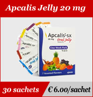 Apcalis Jelly 20 mg